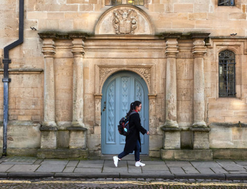 News Bite: University of Oxford offers record number of acceptances to state schools