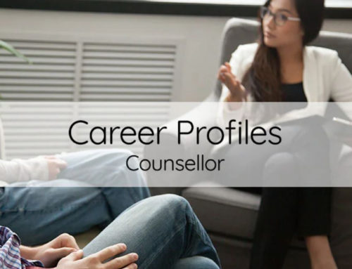 Career of the month: Counsellor