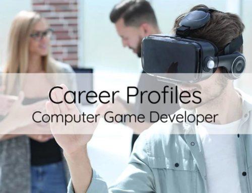 Career of the month: Computer Games Designer/Developer