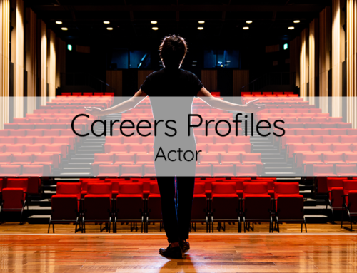 Career of the month: Actor