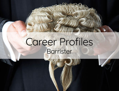 Career of the month: Barrister