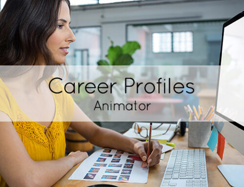 Career of the month: Animator