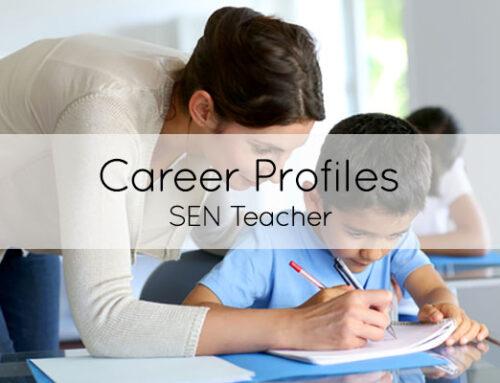 Career of the month: SEN Teacher