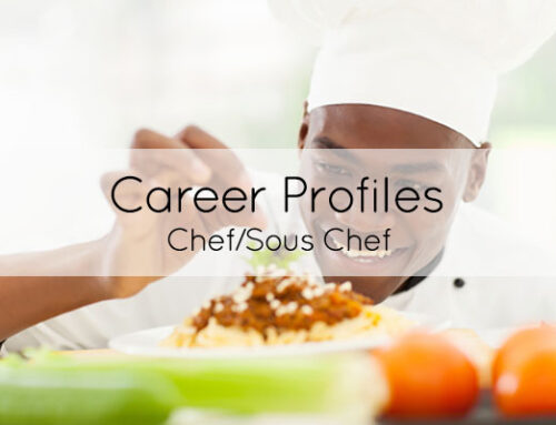 Career of the month: Chef