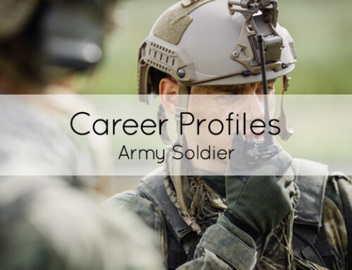 Career of the month: Army Soldier