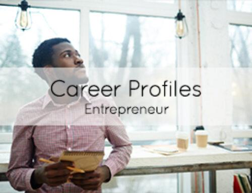 Career of the month: Entrepreneur