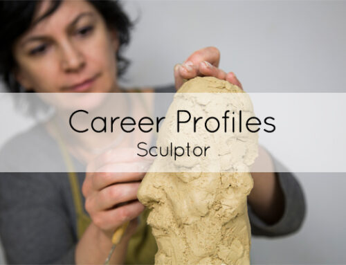 Career of the month: Sculptor